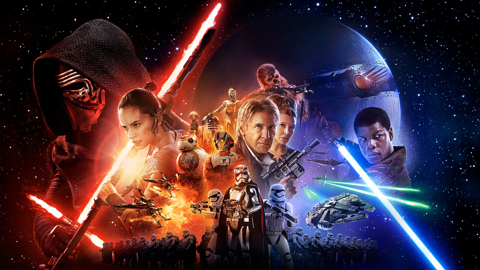 Pourquoi Star Wars fantasy et non la science-fiction ?